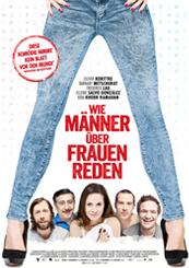Geht dem Mysterium ''Wie Männer über Frauen reden'' auf den Grund, ab 12. Mai im Kino. Bildhinweis: © NFP marketing & distribution*