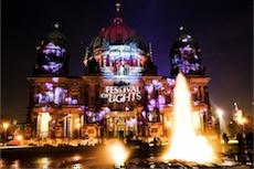 Erleben Sie die Sehenswürdigkeiten der Hauptstadt beim Festival of Lights!