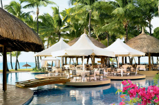 "Das Restaurant ""La Terasse"" - Wellness-Luxus: Das One & Only Le Saint G�ran & Spa auf Mauritius, Quelle: beauty24.de"