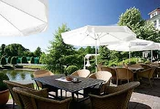 Entspannt fr�hst�cken im Top-Hotel des Tages! Quelle: Hotel Wellness in Halle / Westfalen - beauty24 GmbH
