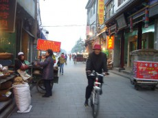 Hutong In Peking / Quelle: Julia Jung