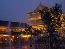 Der Trommelturm in Xi'an / Quelle: Julia Jung