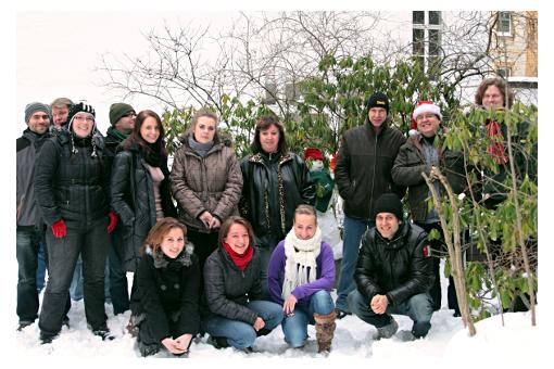 Das beauty24 Wellness-Urlaub Team wünscht Ihnen entspannte Feiertage. Quelle: beauty24
