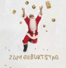 Gutscheine zum Fest - da hat auch der Weihnachtsmann Spaß / Quelle: beauty24 GmbH