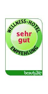 beauty24 Hotel-Auszeichnung mit Wohlf�hlgarantie/ Quelle: beauty24 GmbH