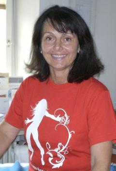 Wellness-Botschafterin Karin Sabina Scherer reist heute ins Wellness-Wochenende! Quelle: beauty24 GmbH / Karin Sabina Scherer