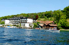 Genießen Sie den Sommer an einem von Deutschlands schönsten Seen... Quelle: Hotel am Starnberger See / beauty24 GmbH