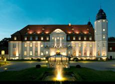 Genießen sie königliches Ambiente ... Quelle: Schloss in Göhren-Lebbin / beauty24 GmbH