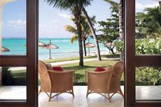 Auf Mauritius liegt Ihnen das Meer zu füßen - die meisten unserer Wellness-Fans würden gern dort ihren nächsten Urlaub verbringen. Quelle: One & Only Le Saint Géran & Spa Mauritius / beauty24 GmbH