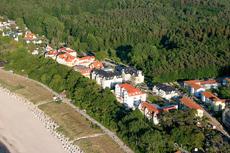 Die Ostsee mit beauty24 im Flug erobern. Quelle: Apartresidenzen Kühlungsborn / Ostsee / beauty24 GmbH