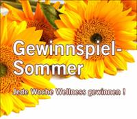 beauty24 Gewinnspiel-Sommer 2011: Zum 9. Mal in diesem Sommer Wellness gewinnen! Quelle: fotolia.com / beauty24 GmbH