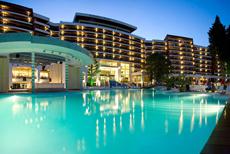 Das 5-Sterne Hotel in Albena lädt zu einer Anti Burnout Woche ein, lassen Sie sich verwöhnen!!! Quelle: Hotel in Albena / Bulgarien - beauty24 GmbH
