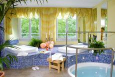Im Wellnessbereich entspannen. Quelle: Wellness-Hotel in Hohnstein / Sächsische Schweiz / beauty24 GmbH