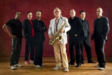 Klaus Doldinger mit Band. Quelle: http://www.klaus-doldinger.de