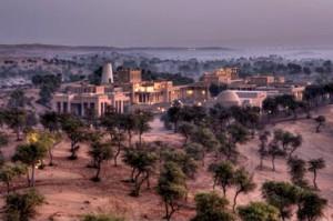 Umgeben vom 100 Hektar gro�en Naturreservats Al Wadi, bietet dieses luxuri�se Resort der Banyan-Tree-Kette, eine Oase der Ruhe und v�lliger Abgeschiedenheit. Quelle: beauty24 GmbH / Hotel Banyan Tree Al Wadi