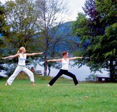 Entfliehen Sie dem stressigen Alltag und �ben Sie sich in Progressiver Muskelentspannung!
