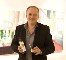 Florian Klinger: Gault Millaut Haubenkoch, VIVA Mayr-Diät-Buchautor und Produzent von Speise- und Massageölen. Quelle: beauty24 GmbH