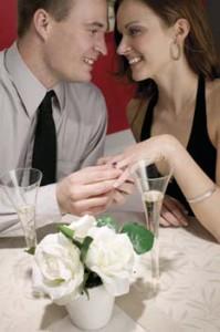 Romantische Wellnessreisen für Verliebte