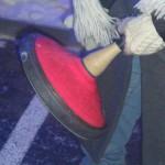 Eisstocksport: Der Stock bestehend aus dem Stiel, dem Stockkörper und der Laufsohle / Quelle: beauty24 GmbH