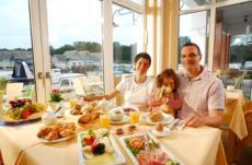 Genießen Sie einen entspannten Wellnessurlaub mit der ganzen Familie!