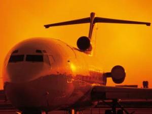 Die ganze Welt erreichbar in wenigen Stunden - Flugverkehr