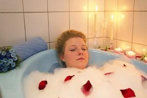 Milch-Honig-Rosenbad - Wellness in Bad Harzburg