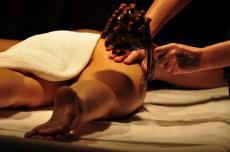 Genießen Sie eine African Mali Baha Massage!