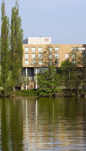 Wellness-Hotel in Berlin-Spandau direkt am See