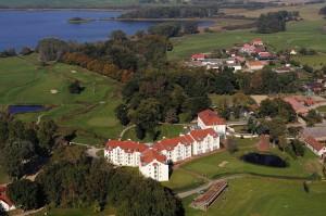 Landhotel mit Golfanlage am Teterower See (Mecklenburgische Schweiz)