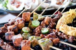Genießen Sie indonesische Küche