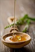 Honig als Heilmittel verwenden