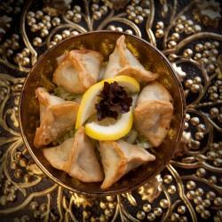 Arabisch kulinarische Freuden