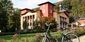 Das Wohlf�hlhotel in Bad Schandau