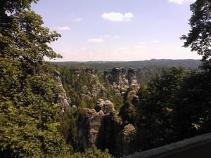Das Elbsandsteingebirge - super Ausflusziel auch mit den Kleinen
