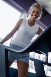 Sport macht gesund und glücklich