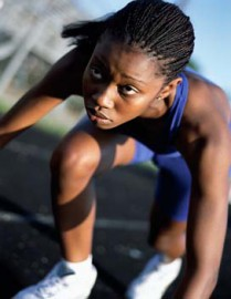 Laufen als Sportart - Jogging