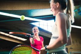 Tennisfreuden in der Vulkaneifel