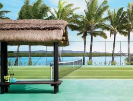 Tennis auf Mauritius