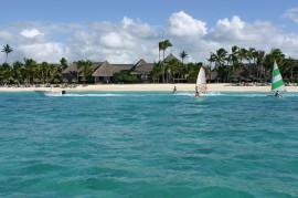 Wassersport im Paradies