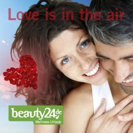 Liebe und Wellness am Valentinstag