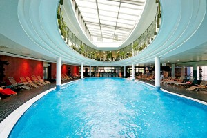 Therme im Spa-Bereich