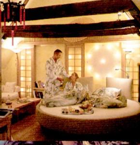 Romantik zu Zweit im Burghotel