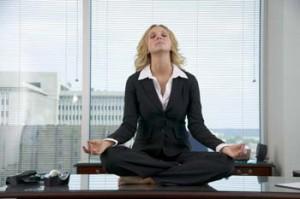 Kleine Entspannungseinheiten für Wohlbefinden im Büro