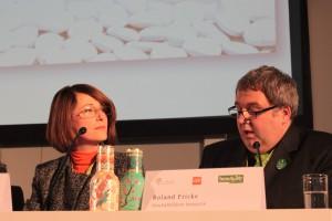 Roland Fricke auf der ITB 2012