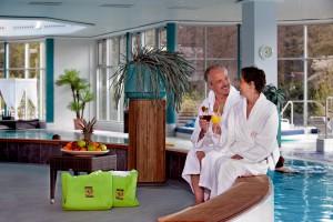 Entspannung bei der Gesundheitswoche