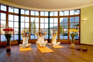 Yoga als indische Entspannungslehre