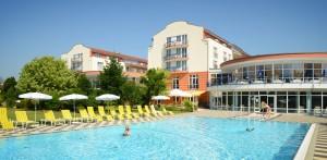 Schwimm-Spaß im Wohlfühlhotel in Bad Gögging