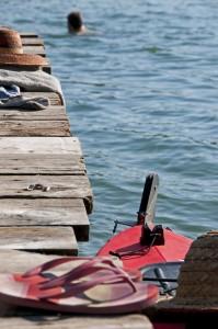 Stand Up Paddlig oder Kanutouren am Senftenberger See erleben.