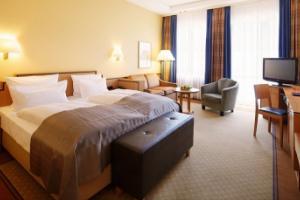 Ruhige Nächte im Komfort-Doppelzimmer