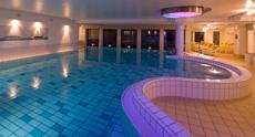 Badeluxus auf 560 Quadratmetern. Quelle: Wellnesshotel auf Juist / beauty24 GmbH